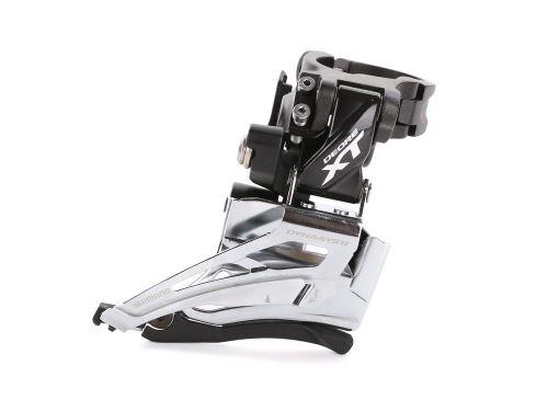 Prešmykač Shimano XT FD-M8025 H - objímka 2x11