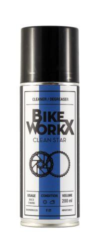 Sprej - Čistič BIKEWORKX CLEAN STAR 200ml