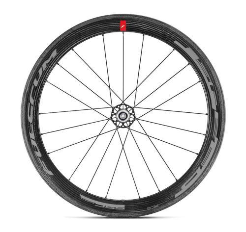 Vypletená kolesá Fulcrum SPEED 40C C17 cl.front + SPEED 55C C17 cl.rear HG11 USB
