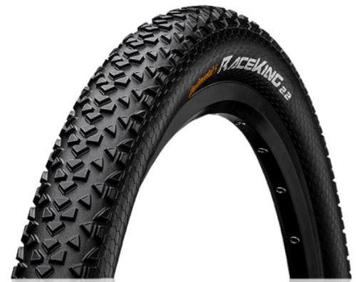 Plášť CONTINENTAL RACE KING RS - kevlar 2,2 x 27,5