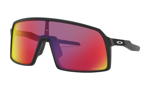 Okuliare Oakley Sutra Matte Black / PRIZM Ruby skla