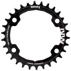 Prevodník max1 Narrow Wide Shimano - čierny - 96mm