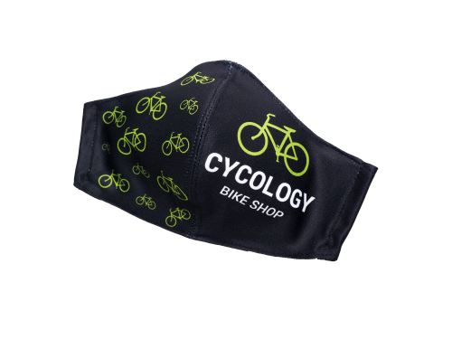 Textilné rúška CYCOLOGY COVID EARS