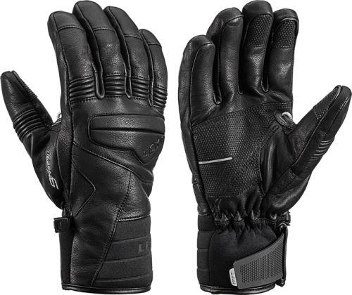 Rukavice LEKI Progressive 9 S mf touch black