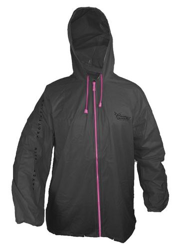 Pláštenka HAVEN CLASSIC II Graphite Grey / Pink