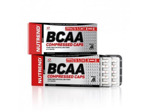 tablety Nutrend BCAA COMPRESSED 120tablet