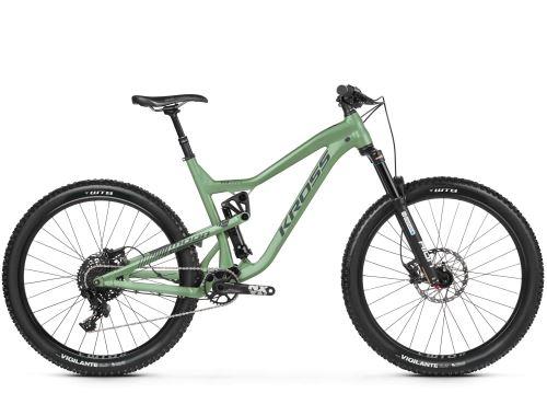 Celoodpružený bicykel Kross MOON 1.0 27,5