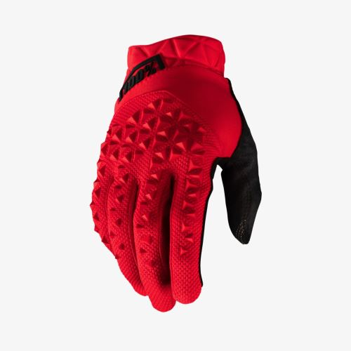 Rukavice 100% GEOMATIC Gloves Red
