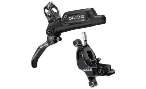 Kotúčová brzda SRAM Guide RS - čierna - 1650mm