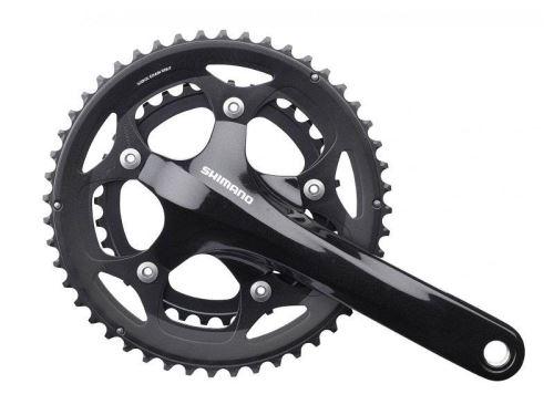 Kľučky cestné - cyklokrosovom Shimano FC-R460 48x34