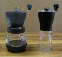 ručný mlynček Hario Mini Mill Slim Plus