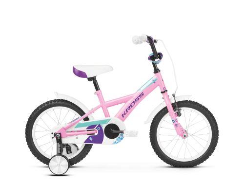 Detský bicykel Kross Mini 3.0 - ružové