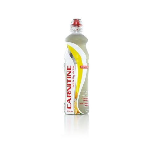 nápoj Nutrend CARNITINE 750ml - Rôzne príchute
