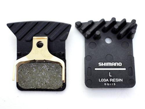 Brzdové doštičky Shimano Dura Ace L03A - polymérové