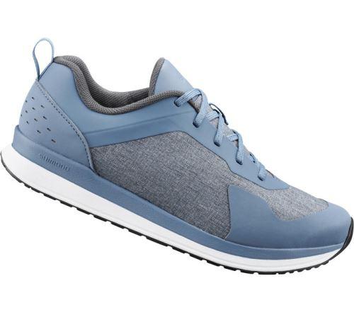 SHIMANO turistická obuv SH-CT500WB, modrá