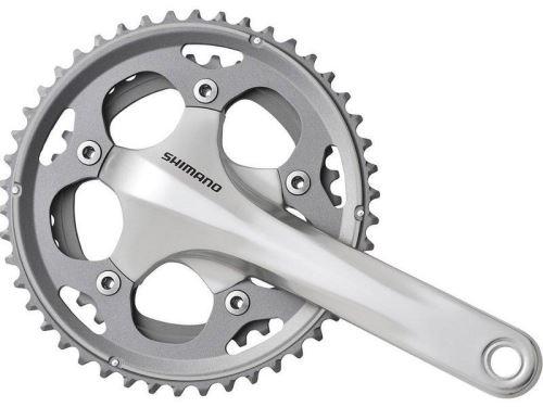 Kľučky cestné-cyklokros Shimano FC-CX50 46x36