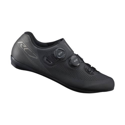 SHIMANO cestná obuv SH-RC701ML, čierna, 45