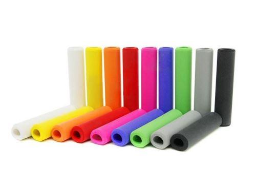 Gripy ESI Chunky - Rôzne farby
