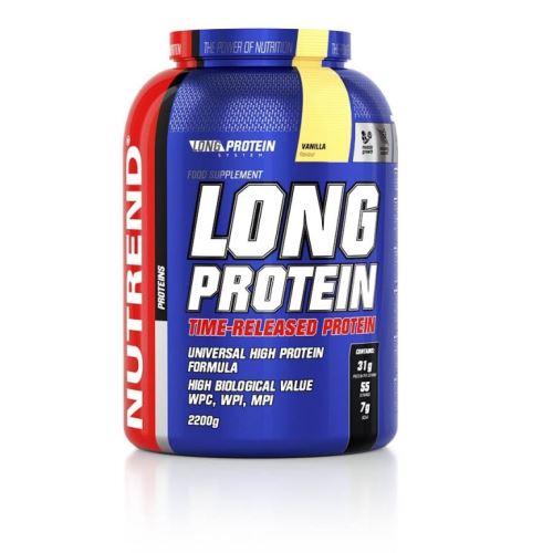 nápoj Nutrend Long Protein 2200g čokoláda + kakao