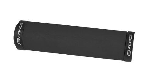 madlá FORCE penová rovná istená, čierna, balená