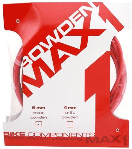 Brzdový bowden max1 5mm - Rôzne farby