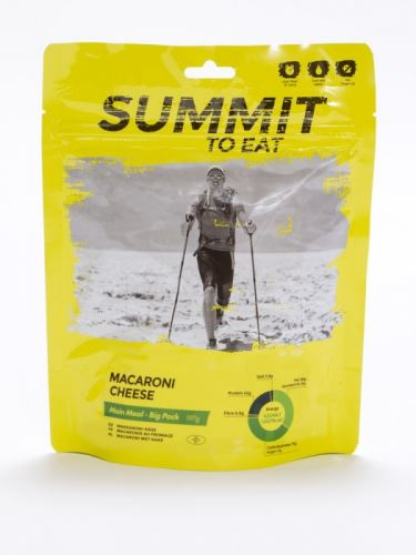 Summit to Eat - Makaróny so syrom 197g / 1007kcal