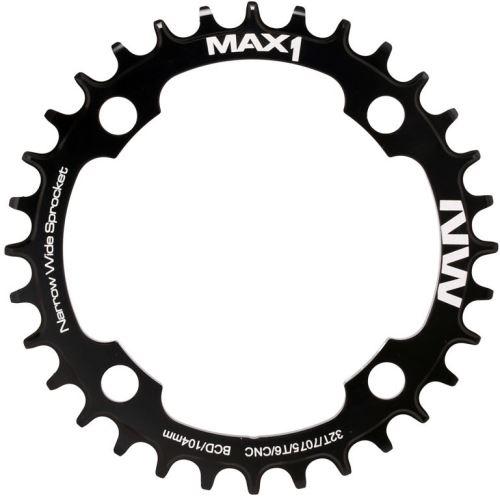 Prevodník max1 Narrow Wide Čierna 36z
