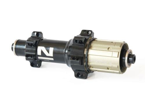 Náboj Novatec FS522SB-11S, zadní, 24-d, černý