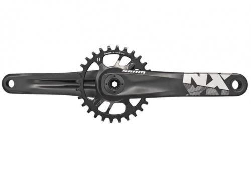 Kľučky SRAM NX 1x11 - 30 zubov X-SYNC - 170mm - GXP 24mm