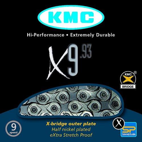 REŤAZ KMC X-9.93 BOX