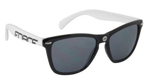 Okuliare FORCE FREE čierno-biele - čierna laser skla