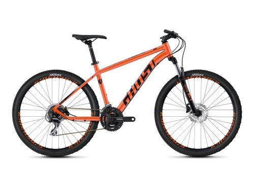 Horský bicykel GHOST KATO 2.7 AL - Monarch Orange / Jet Black - 2020
