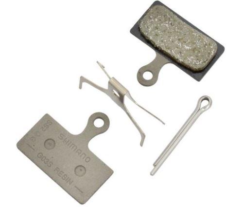 Brzdové doštičky Shimano G03A - Polymer