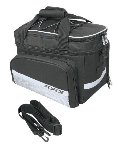 Taška na zadný nosič - FORCE LARGE - 20 litrov