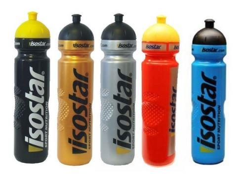 Fľaša - bidon ISOSTAR 1 l - výsuvný vršok - rôzne farby