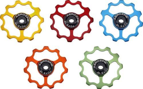 Kladky prehadzovačky - Aerozine PL1.0 - rôzne farby