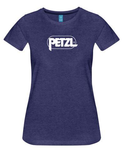 PETZL triko EVE fialovej s logom Petzl veľ. S