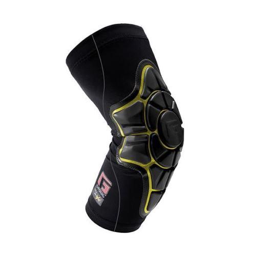 Chrániče lakťov G-Form Pro-X Elbow Pad-black / yellow-XXL