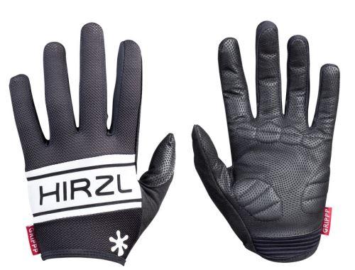 Celoprsté rukavice Hirzl Grippp comfort FF - čierna