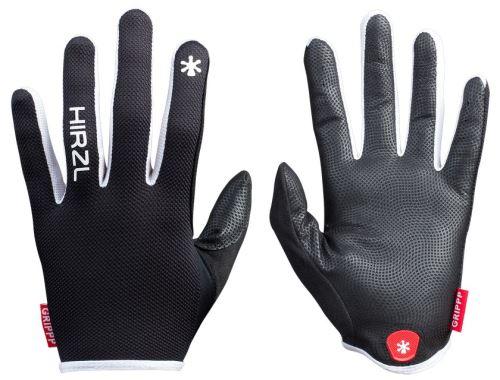 Celoprsté rukavice Hirzl Grippp light FF - čierna