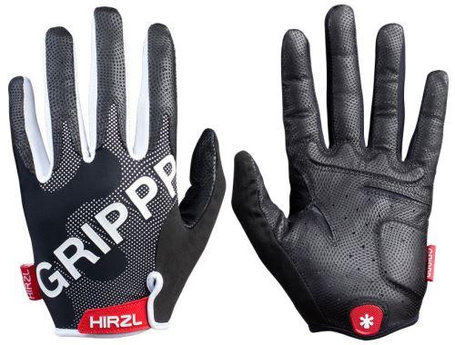 Celoprsté rukavice Hirzl Grippp Tour FF 2.0 - biela