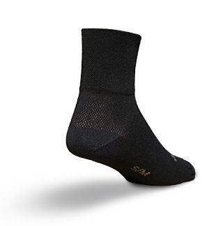 Sock Guy Ponožky Black