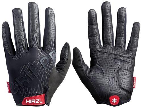 Celoprsté rukavice Hirzl Grippp Tour FF 2.0 - čierna