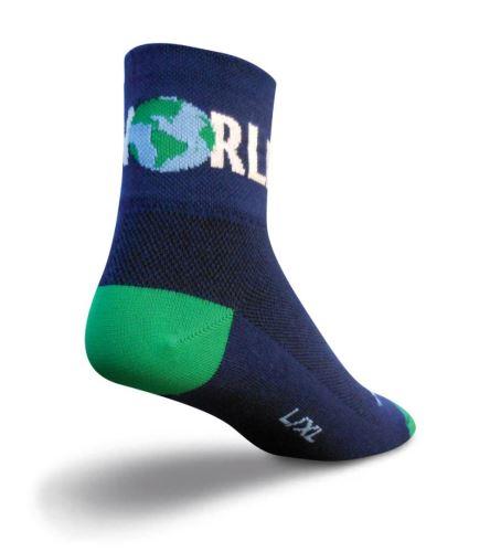 Sock Guy Ponožky One world