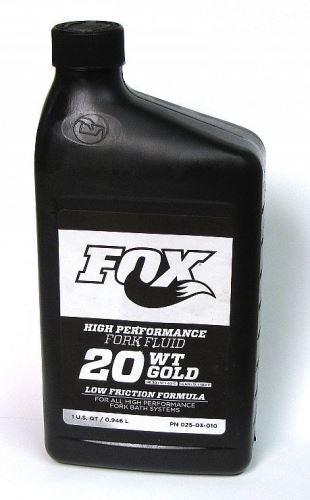 OLEJ FOX FORK FLUID 20WT GOLD 1L